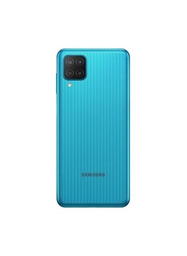 Samsung Samsung Galaxy M12 128GB Yeşil Cep Telefonu (Samsung Türkiye Garantili) Renkli